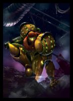 Metroid by DnaTemjin