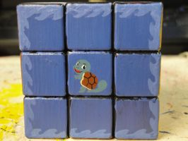 Squirtle Cube by SirRJ