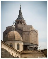 A large church in Turin by Danferno