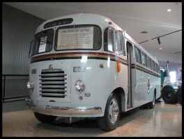 1963 Bedford Bus by RedtailFox