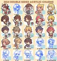Early Charms Preorder + Bonus [closed] by whispwill