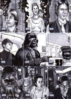 Topps SWG6 Sketch Cards 6 by SSwanger