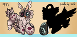 Mystery Eggs Hootras Adopts /open\ by Fightdrone
