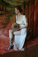 Greek Goddess 3 by mizzd-stock