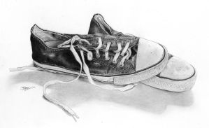 Shoes Portrait by SocRej