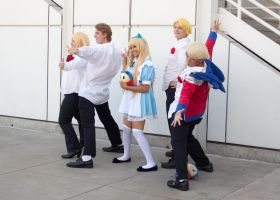 Persona Gathering  - Teddie by EriTesPhoto