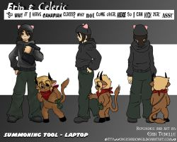 TFS Reference Page One by Overshadowed