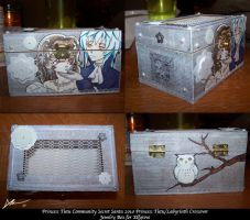 Princess Tutu Jewelry Box by Darkbutterfly137