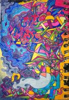 The Cubist Cerebellum by TB8S