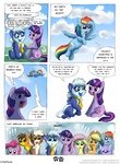 Equestria World - Page 24 by StePandy