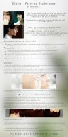 Digital Painting Techniques by yukihira