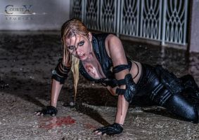 Get Up Sonya! by CLeigh-Cosplay