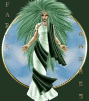 Farore - Goddess of Courage by xx--ingie--xx