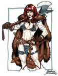 Red Sonja Commission by Buchemi