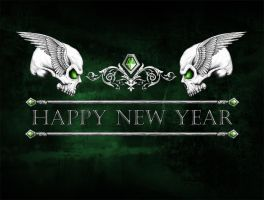 New Year 2014 by Oblivion-design