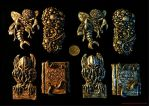 Mythos Magnets by JasonMcKittrick