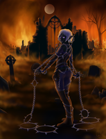Graveyard by imperiusunforgivable