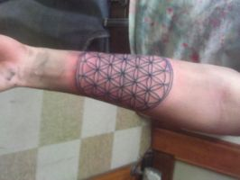 Flower of Life by Whitewiccan