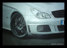 Mercedes CLS Brabus by Le0nid