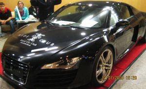 Audi R8 to Roswell619 by Kia-Motors