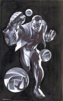 Mr. Terrific by ChristopherStevens