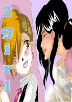 2girl by kat2090