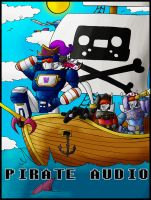 Soundwave's Pirate Audio by kyetxian