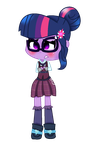 Twilight Sparkle Eqg3 by rainbow223
