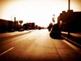Laurel Canyon Blvd by GeneLythgow