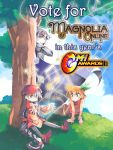 Vote for Magnolia Online at GMI Awards by Power-J