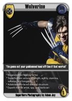 Wolverine Trading-Collecting Card by MrAdamJay