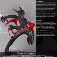 BatmanBeyond with Description by Puillustrated