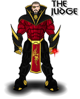 The Judge by TheAnarchangel