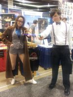 Me as the 11th Doctor by DJVinylScratchPON-3