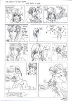 FFVII When Mom isn't at home by Vallia