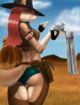 Wild West Beckons by Nopido