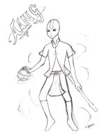 aang by CrackerD