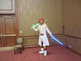 AFest 2012 - Takuto from Star Driver Pic 2 by Soynuts