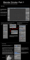 Blender Smoke Tutorial 1 by pyrohmstr
