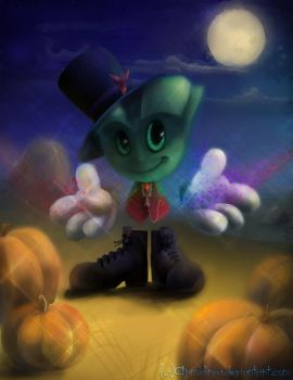 Halloween Fella by Arnoldinya