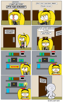 Matchu: The Janitorjars Page 8 by LimeTH