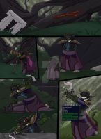 World of Warcraft comic by Killishandra
