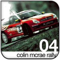 Colin Mcrae Rally 04 by griddark