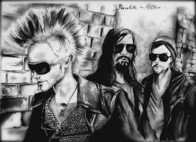 30 seconds to mars by Gen-Vanilla