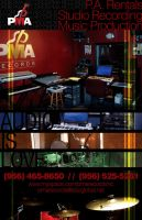 PMA Studio Poster by kwant