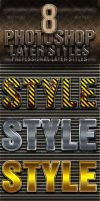 8-Photoshop-Layer-Styles by arEa50oNe