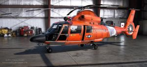 Eurocopter HH-65 Dolphin by rOEN911