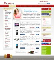 OnSaleNow_ecommerce_website by bsbirdi