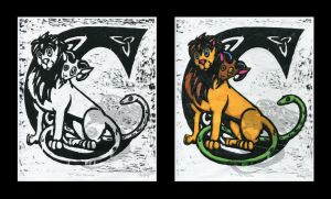C is for Chimera by Oddstuffs
