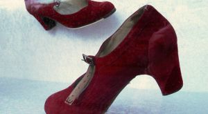 Flying Red Shoes by UglyKidAndy